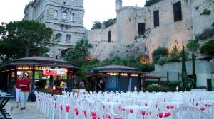 No riff-raff in the Monte Carlo cinema