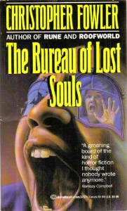 The Bureau Of Lost Souls