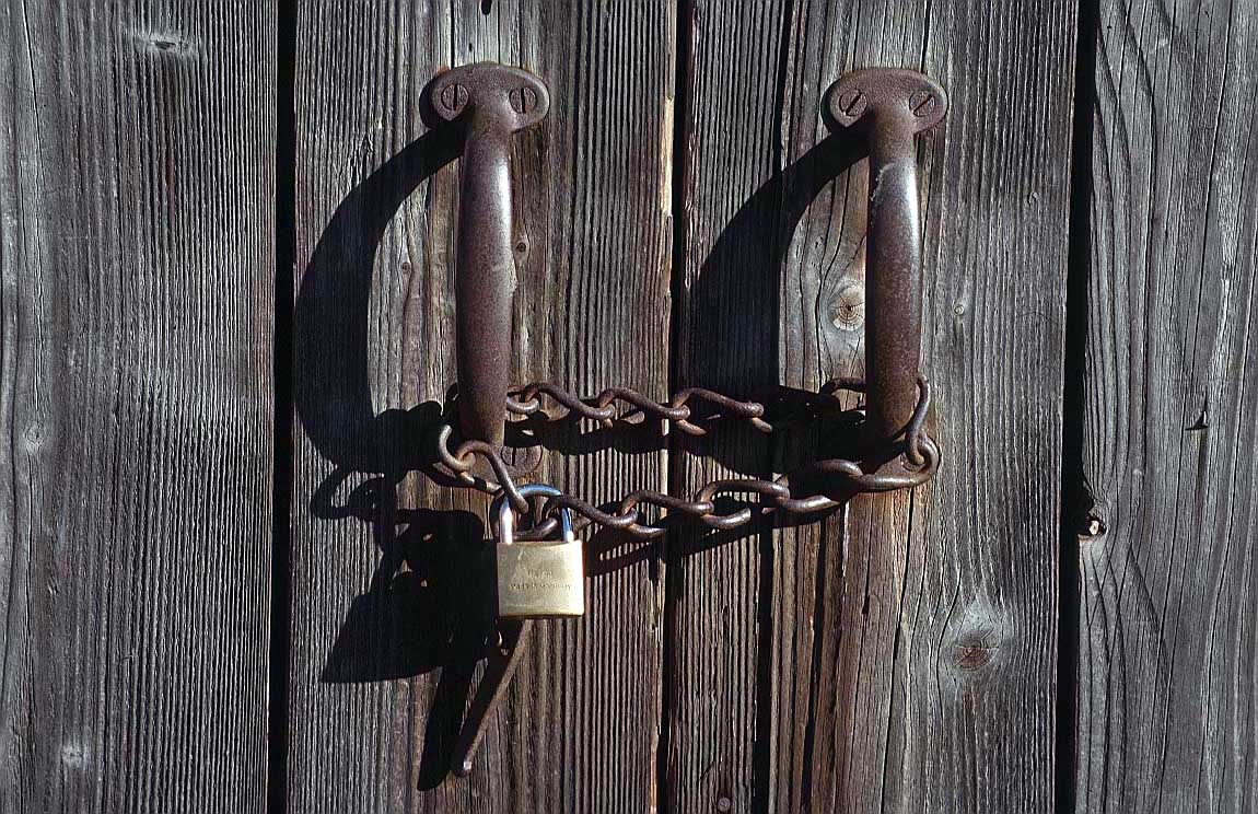 Locked Rooms Christopher Fowler