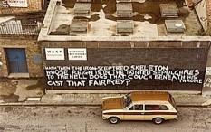 Flack graffiti