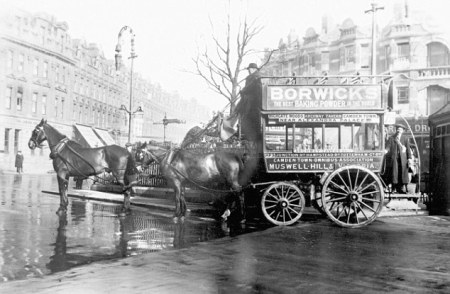 Muswell Hill, 1910