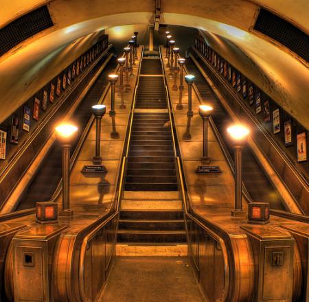 southgate-escalator