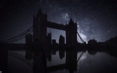 London without light