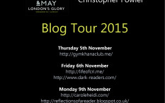 london's glory blog tour