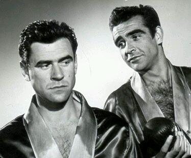 George-baker-Sean-connery-square-ring-1960-11