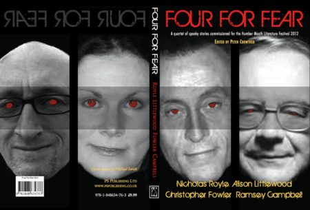 Four For Fear Cover